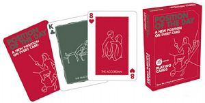 Position of the Day (Regular edition) set of 52 playing cards    (nm)